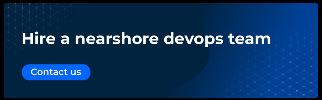 hire a nearshore devops team