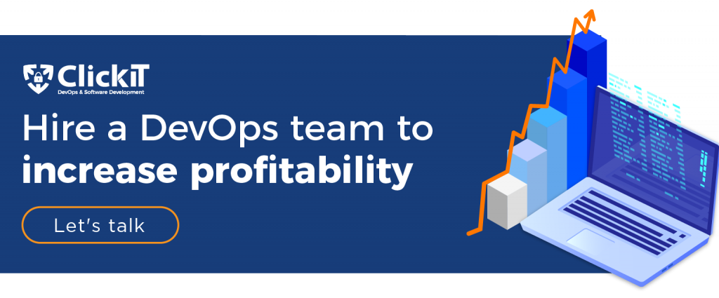 hire a devops team to increase profitability
