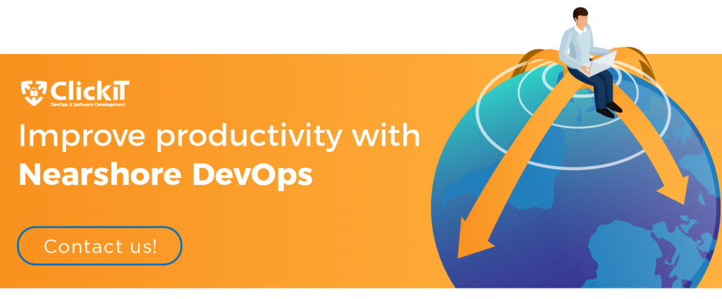 improve productivity with nearshore devops