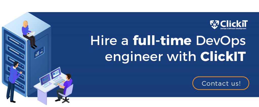 hire a devops engineer with clickit