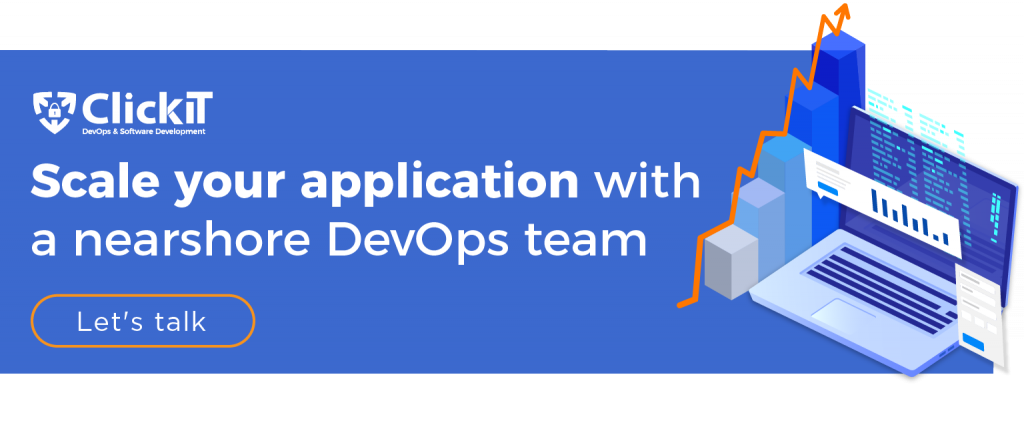 scale your application with a nearshore devops team