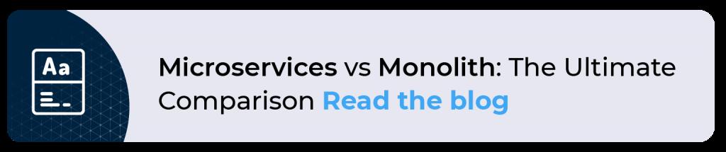 microservices vs monolith devops company