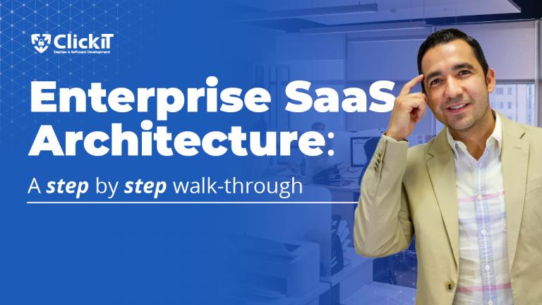 Enterprise SaaS Architecture on AWS