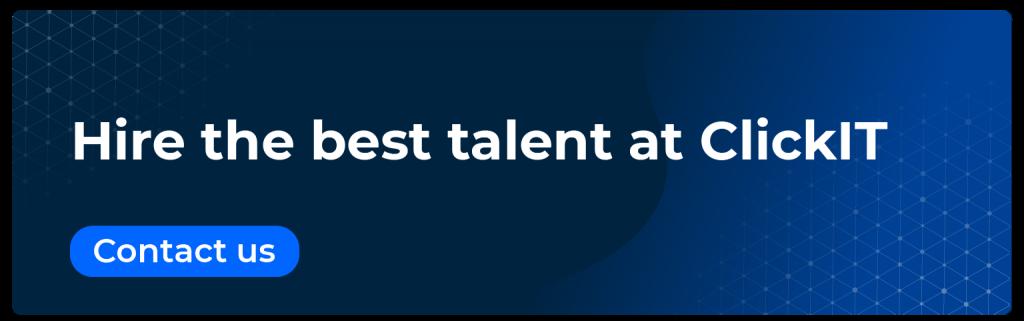 hire the best talent al clickit